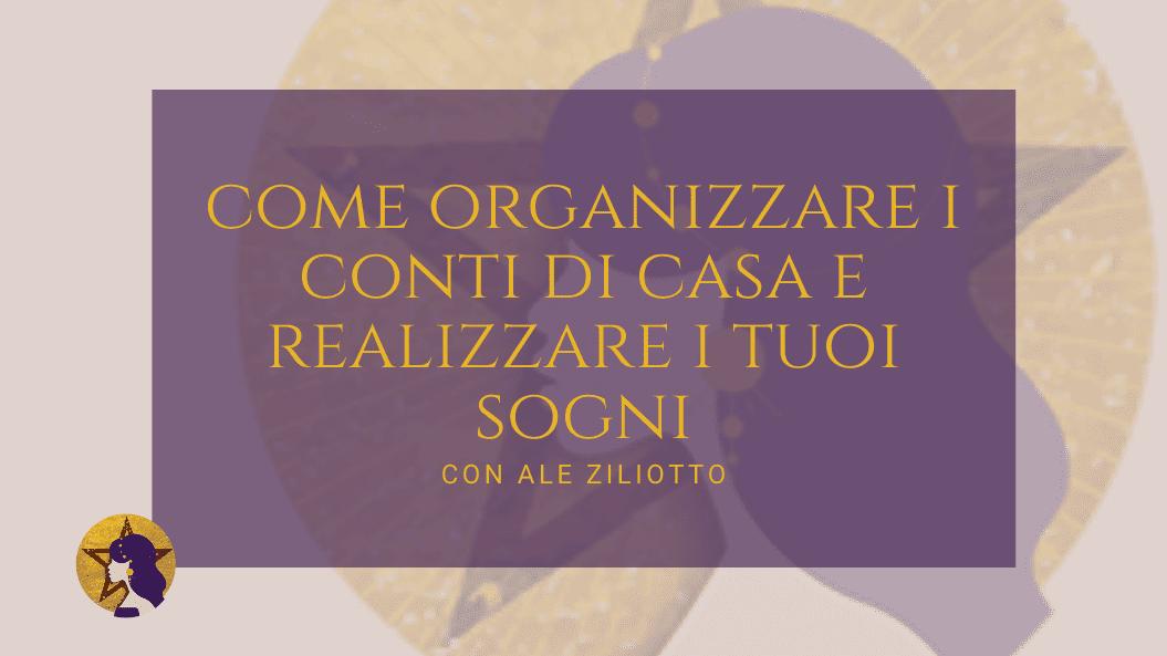 intervista a Ale Ziliotto sul podcast Regine di Denari