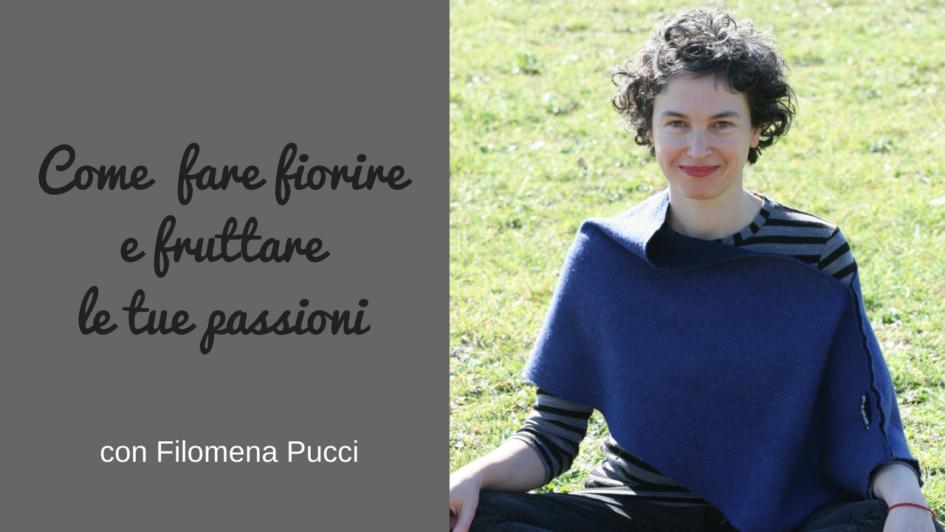 intervista a Filomena Pucci su podcast Regine di Denari