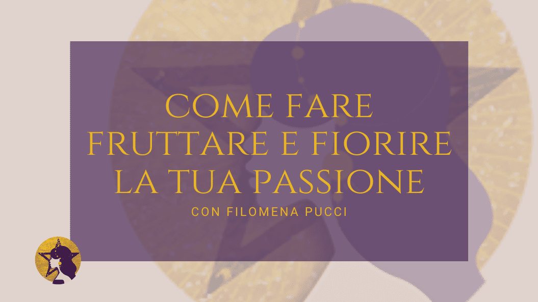 intervista a Filomena Pucci sul podcast Regine di Denari