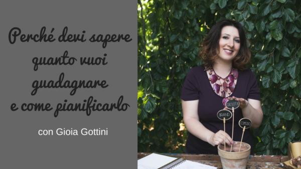 Intervista a Gioia Gottini sul podcast Regine di Denari