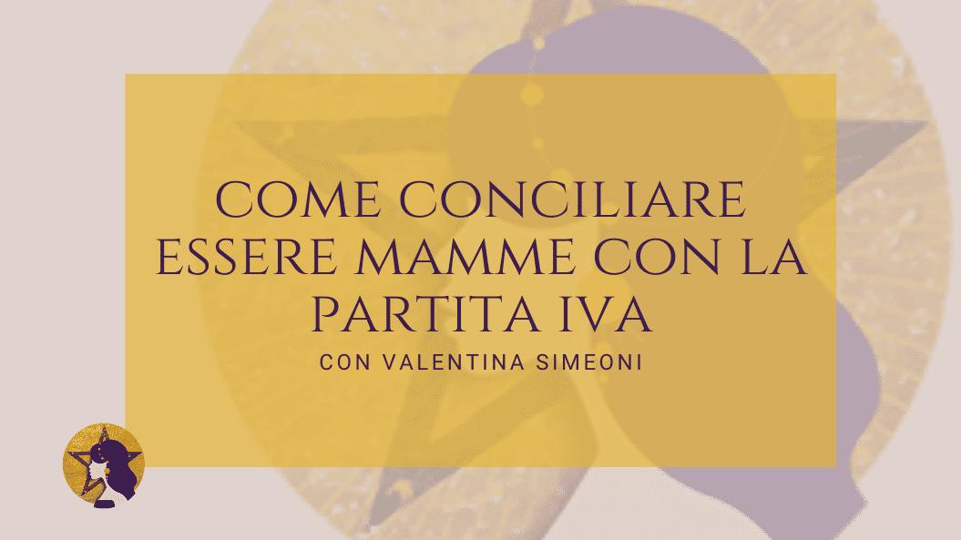 Intervista a Valentina Simeoni sul podcast Regine di Denari