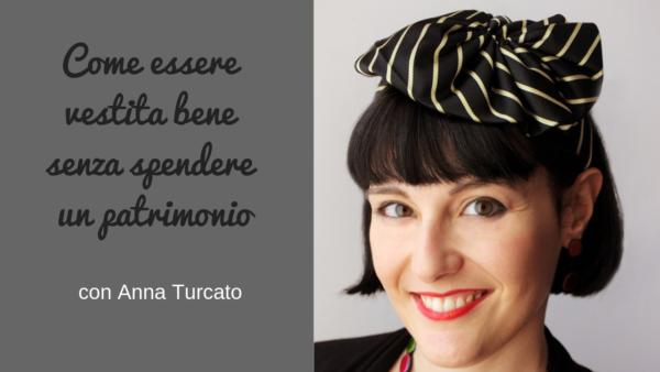 intervista a Anna Turcato sul podcast Regine di denari