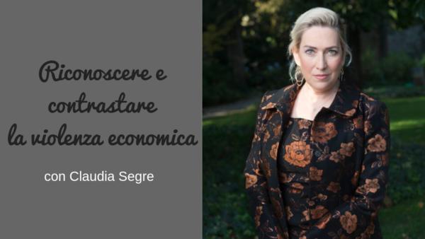 intervista a Claudia Segre sul podcast Regine di Denari