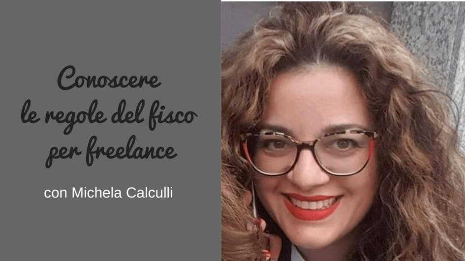 intervista a Michela Calculli sul podcast Regine di Denari